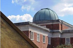 The Morehead Planetarium - Transportation and Parking