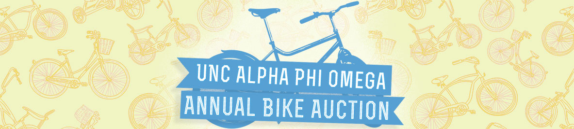 Transportation & Parking partners with Alpha Phi Omega for Annual Bike Auction