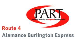 PART Express Logo