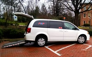 P2P Accessibility Van