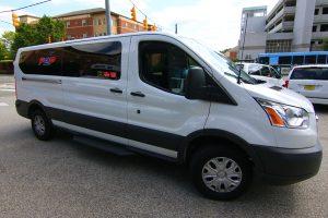 On Demand P2P Van