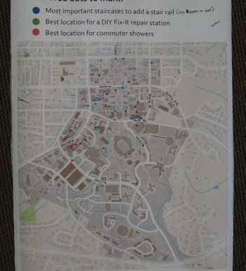 Bike Amenities Map Exercise