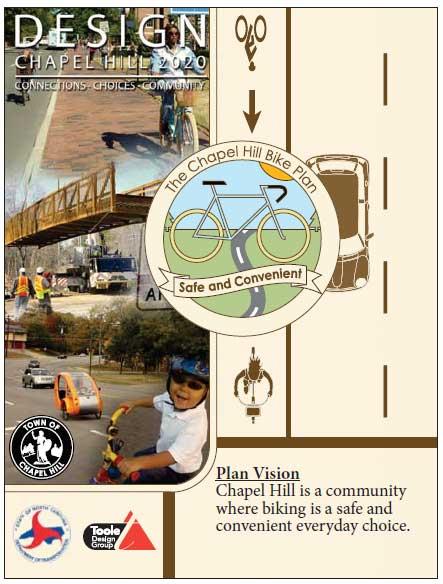 Chapel Hill bike Plan