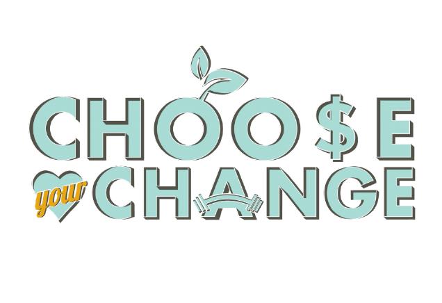 Choose Your Change Logo