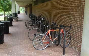 Law School Bike Rack