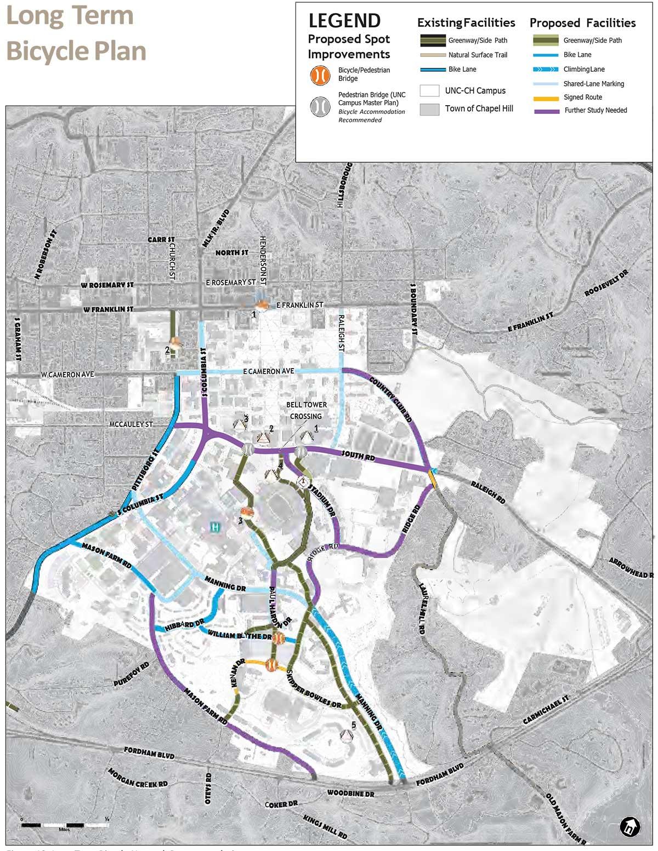 Long-Term Bicycle Plan