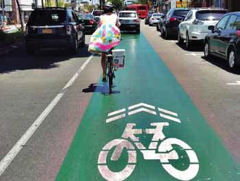 Priority Shared Lane in Long Beach, CA
