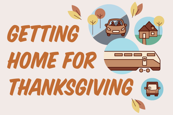 Thanksgiving Break 2018 Transportation Options