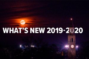 What's New 2019-2020 Decorative Image