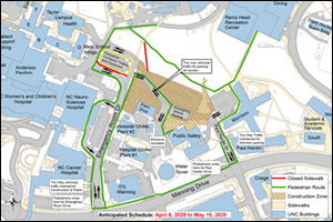Hospital Generator Project Map